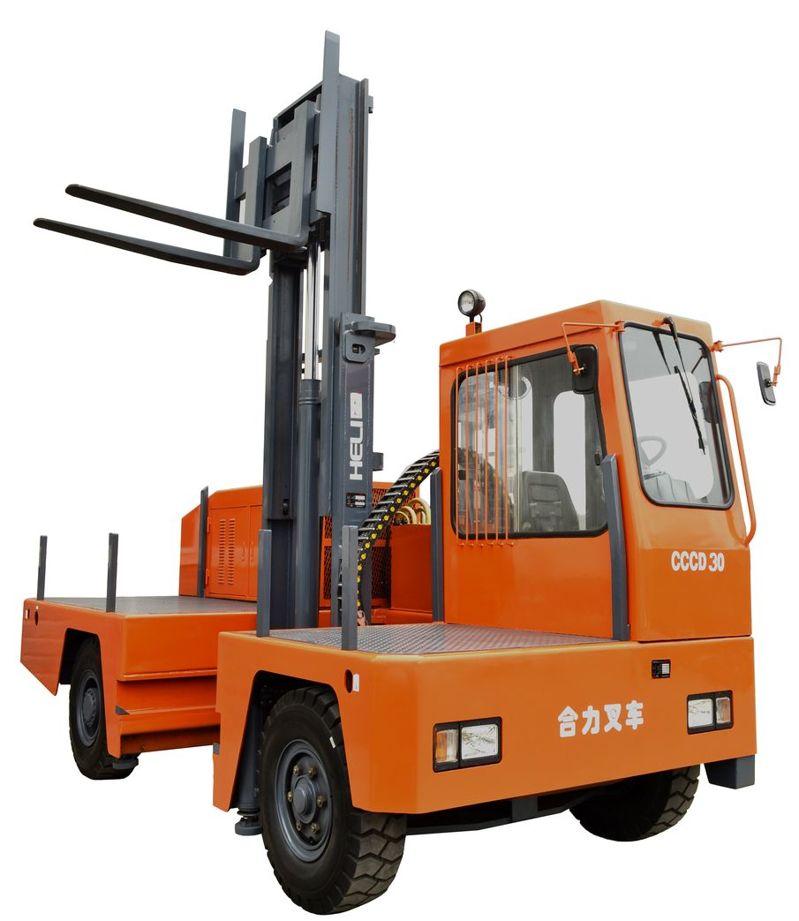 新H系列3吨侧面叉车(含京四)
