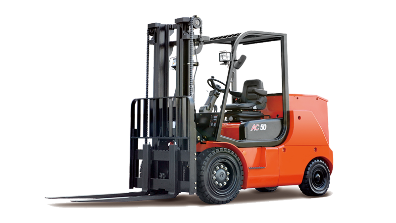 G系列4-5吨蓄电池平衡重式叉车