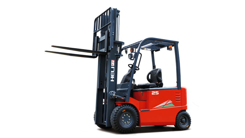 G系列2-2.5吨蓄电池平衡重式叉车