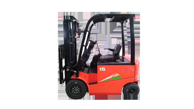 G系列1-1.8吨蓄电池平衡重式叉车