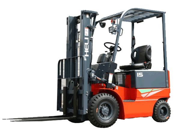 H3系列1-1.8吨蓄电池平衡重式叉车