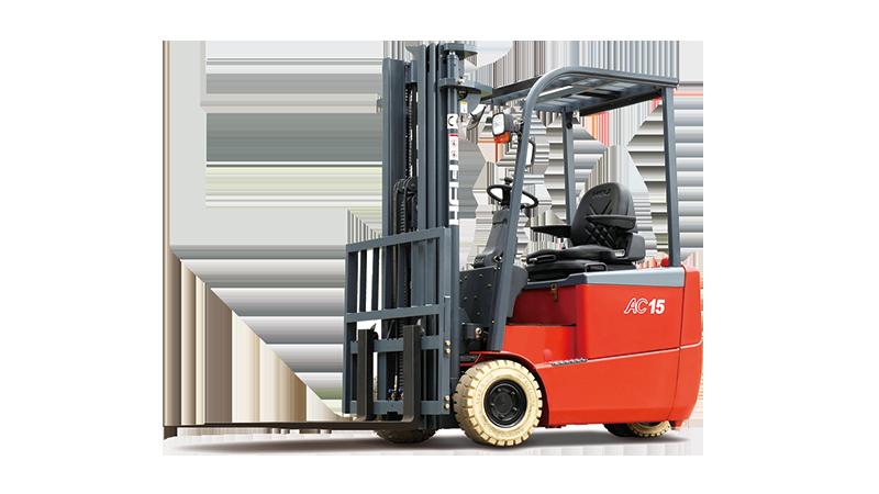 G系列1-2吨前驱蓄电池平衡重式叉车