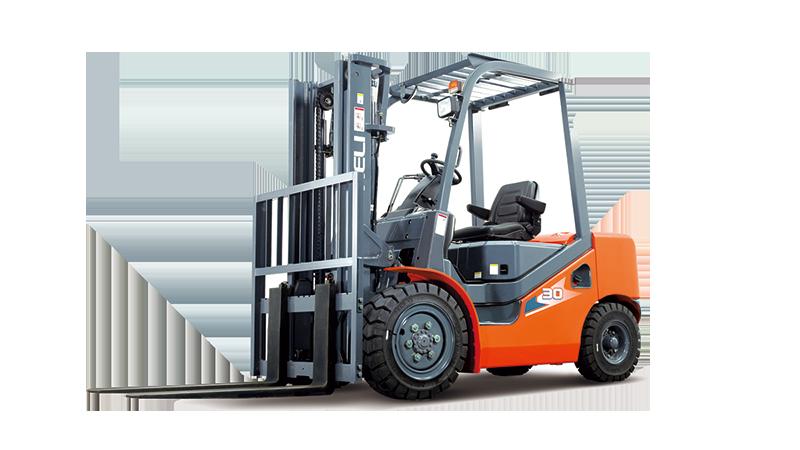 2-3.5吨柴油/汽油/液化气/天然气平衡叉车
