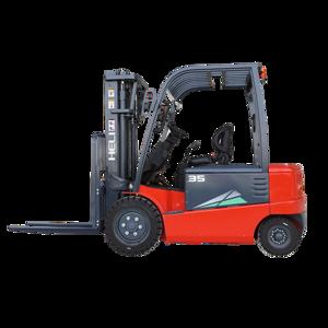 H3系列3-3.5吨蓄电池平衡重式叉车