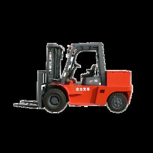 H系列6-7吨蓄电池平衡重式叉车