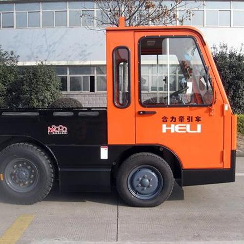 15吨防爆蓄电池牵引车