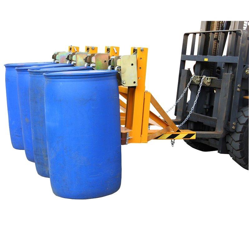 DG2000B 四油桶夹具