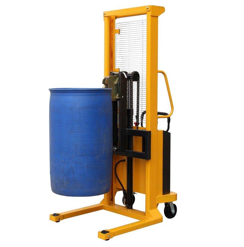 DT500电动油桶堆高车