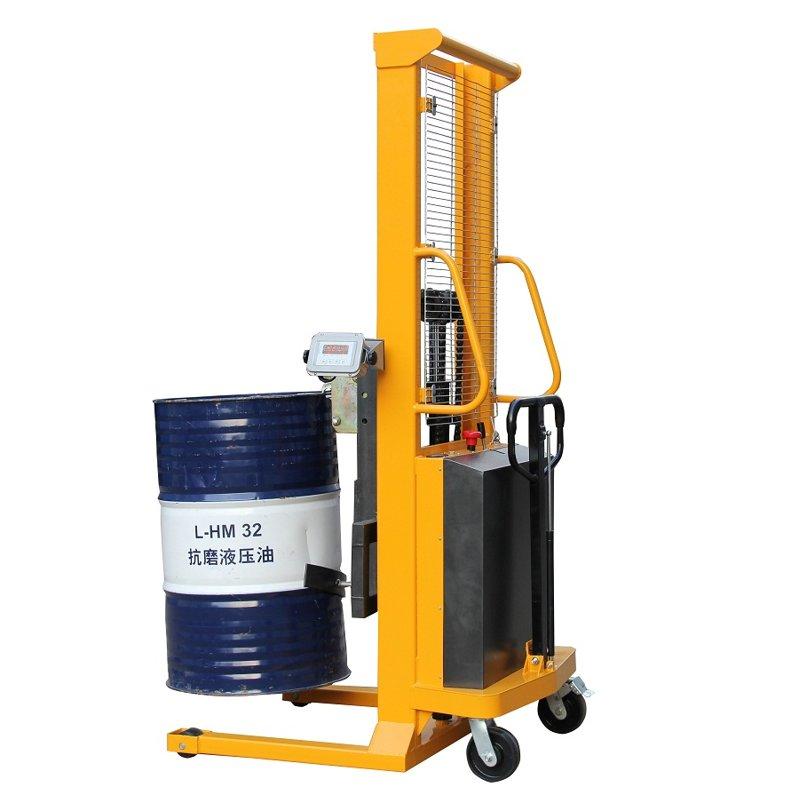 DT500-1 电动油桶堆高车