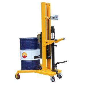 DTF450C-1脚踏式油桶搬运车